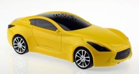 купить Колонка - Машинка Bugatti Veyron (колонка, плеер mp3, радио) black цена, отзывы