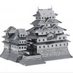 купить Металлический конструктор Hime Ji Castle  цена, отзывы