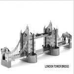 купить Металлический конструктор London Tower Bridge цена, отзывы
