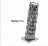 купить Металлический конструктор Пизанская башня цена, отзывы