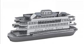 купить Металлический конструктор корабль цена, отзывы