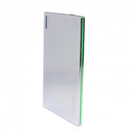 купить Мобильный аккумулятор Extradigital SLIMLINE chrome цена, отзывы