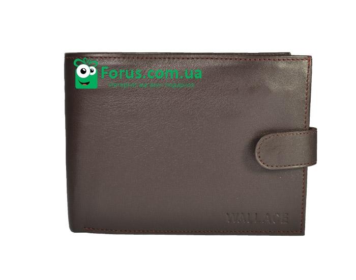 купить Мужской кошелек кожа Марио цена, отзывы