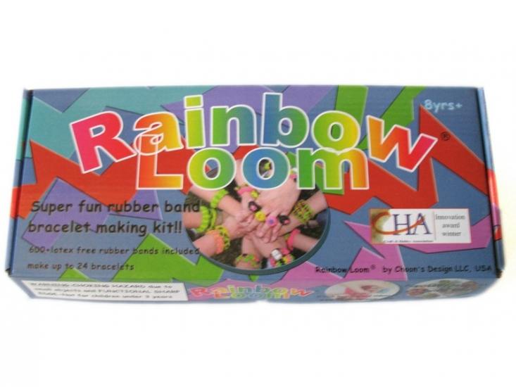 купить Набор для творчества Rainbow Loom цена, отзывы