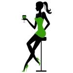 купить Наклейка Декоративная Cocktail Party цена, отзывы