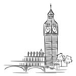 купить Наклейка Декоративная England цена, отзывы