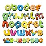 купить Наклейка Детская Alphabet цена, отзывы