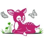 купить Наклейка Детская Fawn цена, отзывы