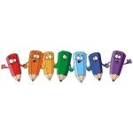 купить Наклейка Детская Pencils цена, отзывы