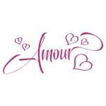 купить Наклейка Интерьерная Amour цена, отзывы