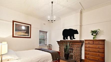 купить Наклейка Медведь бол цена, отзывы