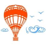 купить Наклейка на Стену Aeroball цена, отзывы