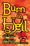 купить Настольная игра Burn in Hell цена, отзывы