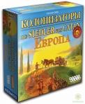 купить Настольная игра Колонизаторы Европа цена, отзывы
