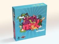 купить Настольная игра Мой зоопарк - лучший цена, отзывы