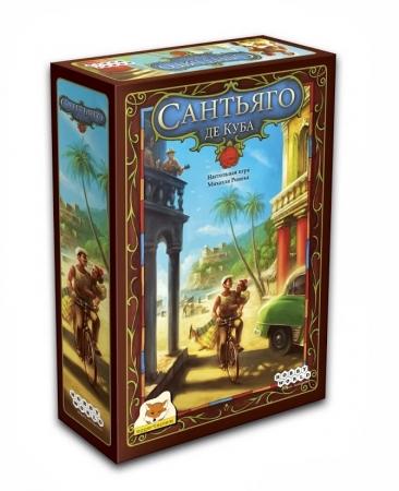 купить Настольная игра Сантьяго-де-Куба цена, отзывы