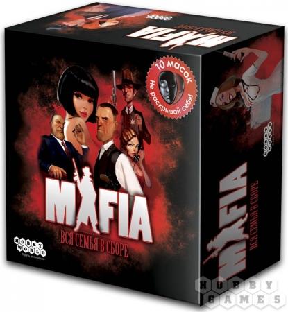 купить Настольная игра мафия вся семья в сборе цена, отзывы
