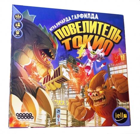 купить Настольная игра повелитель токио цена, отзывы