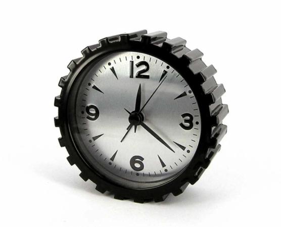 купить Настольные часы Шестеренка цена, отзывы