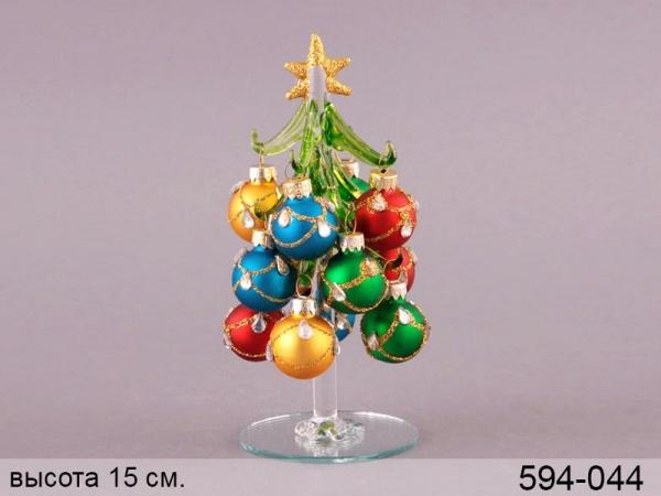 купить Новогодняя декоративная елочка 15см цена, отзывы