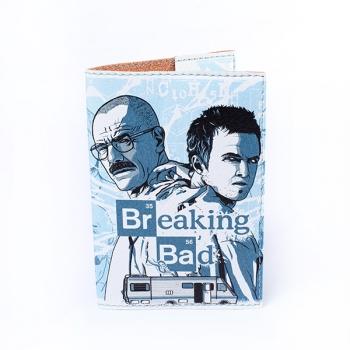 купить Обложка на паспорт Breaking Bad цена, отзывы