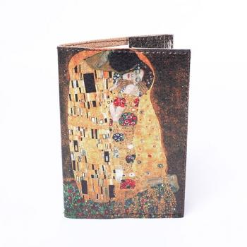 купить Обложка на паспорт Густав Климт цена, отзывы
