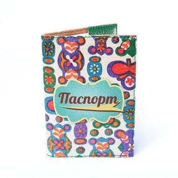 купить Обложка на паспорт Калейдоскоп цена, отзывы