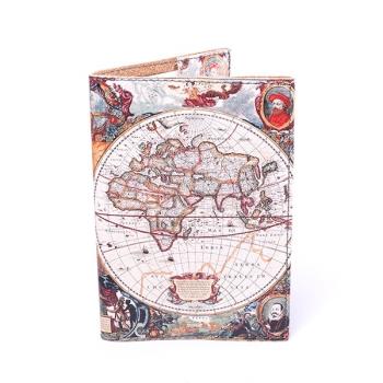 купить Обложка на паспорт Карта цена, отзывы