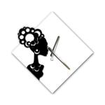 купить Оригинальные настенные часы Mulatto цена, отзывы