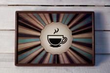 купить Поднос с подушкой Чай цена, отзывы