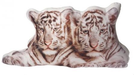 купить Подушка Тигры цена, отзывы