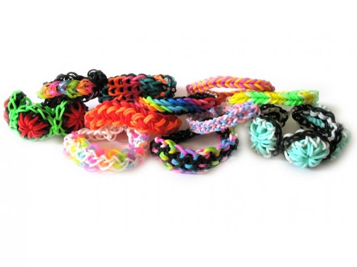 купить Резиночки для плетения браслетов цена, отзывы