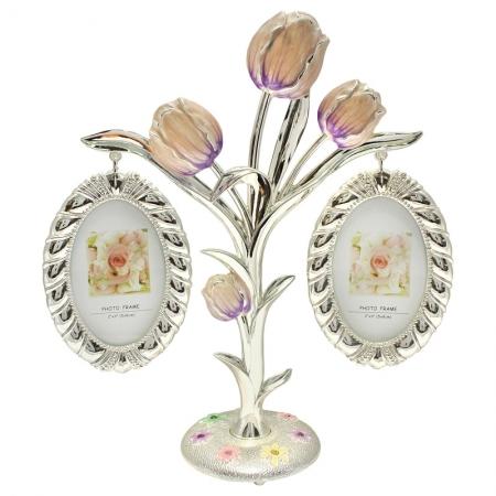 купить Родовое дерево на 2 фотографии Тюльпаны цена, отзывы