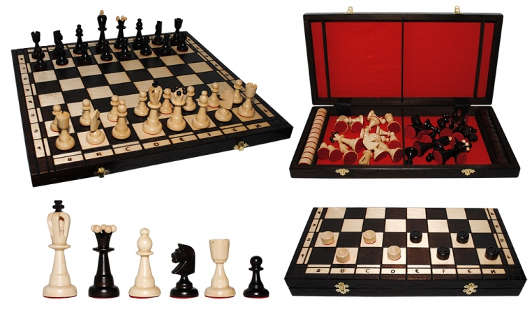 купить Шахматы + шашки цена, отзывы