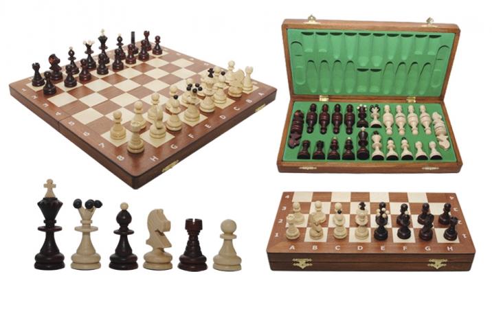 купить Шахматы GALICJA intarsia  цена, отзывы