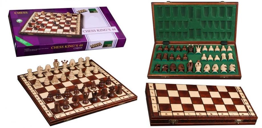 купить Шахматы Royal 48  цена, отзывы