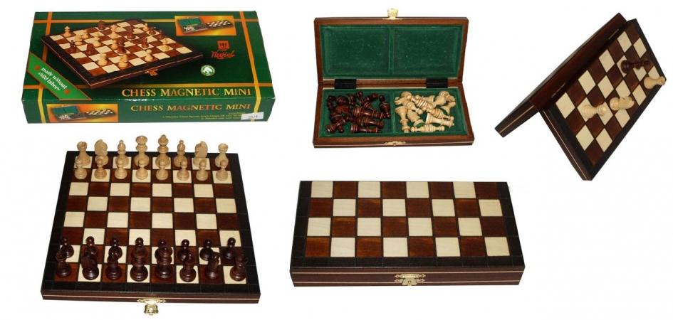 купить Шахматы магнитные малые цена, отзывы