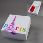 купить Шкатулка Париж 15х15х7см цена, отзывы