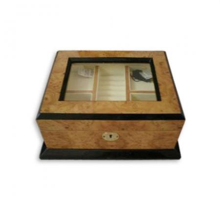 купить Шкатулка деревянная светло коричневая цена, отзывы