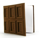 купить Шоколадка - блокнот 3 вида цена, отзывы