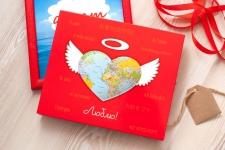купить Шоколадный набор XL Люблю цена, отзывы