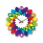 купить Современные настенные часы Kaleidoscope цена, отзывы