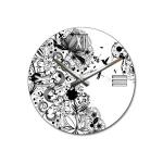 купить Современные настенные часы Muar цена, отзывы