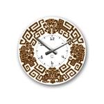 купить Современные настенные часы Ornament цена, отзывы