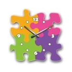 купить Современные настенные часы Puzzle цена, отзывы