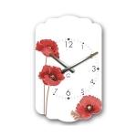 купить Современные настенные часы  Flowers цена, отзывы