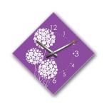 купить Современные настенные часы  Violet цена, отзывы