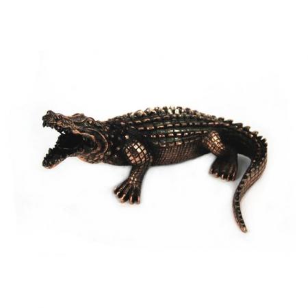 купить Статуэтка крокодил цена, отзывы