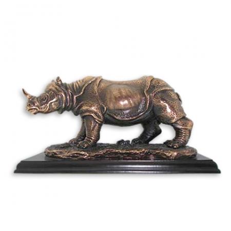 купить Статуэтка носорог цена, отзывы