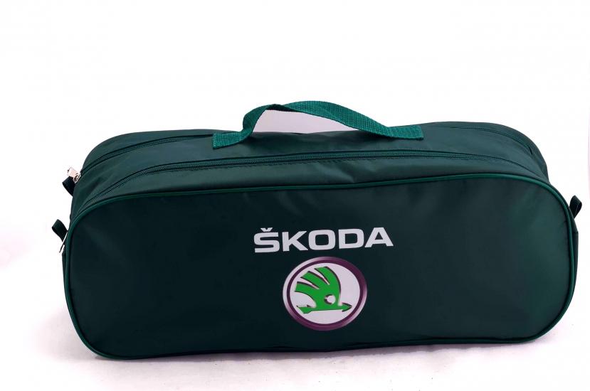 купить Сумка-органайзер в багажник Skoda цена, отзывы